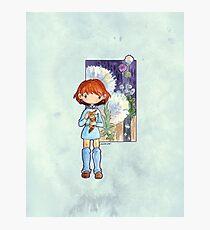 Nausicaa's Garden Photographic Print