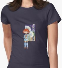 Nausicaa's Garden Women's Fitted T-Shirt