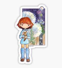 Nausicaa's Garden Sticker