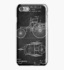 Automobile iPhone Case/Skin