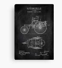 Automobile Canvas Print