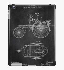 Automobile iPad Case/Skin