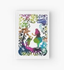 Alice Galaxy Hardcover Journal
