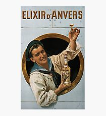 VP - Elixir-D'-Anvers-Gerard-Portielje-1906 Photographic Print