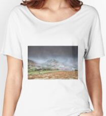 Two Valley's Snowstorm Women's Relaxed Fit T-Shirt