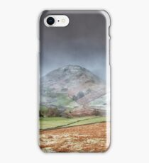 Two Valley's Snowstorm iPhone Case/Skin