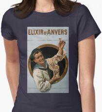 VP - Elixir-D'-Anvers-Gerard-Portielje-1906 Womens Fitted T-Shirt