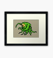 Feeping Creature Framed Print