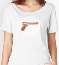 Strapped Women's Relaxed Fit T-Shirt