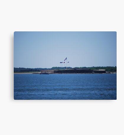 Fort Sumter, Charleston, SC Canvas Print