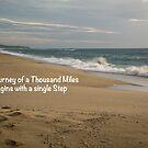 A Journey of a thousand miles by WendyJC