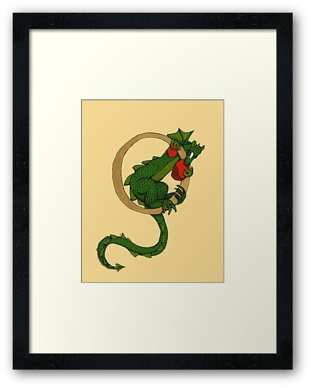 """Oscar and the Roses """"O"""" (Illustrated Alphabet) by Donna Huntriss"""