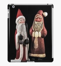 Santas For Your Holiday iPad Case/Skin