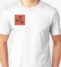 rust logo colour small Unisex T-Shirt