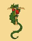 """Oscar and the Roses """"T - Tail"""" (Illustrated Alphabet) by Donna Huntriss"""