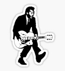 Chuck Berry Sticker