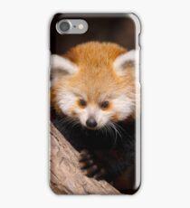 Peering iPhone Case/Skin