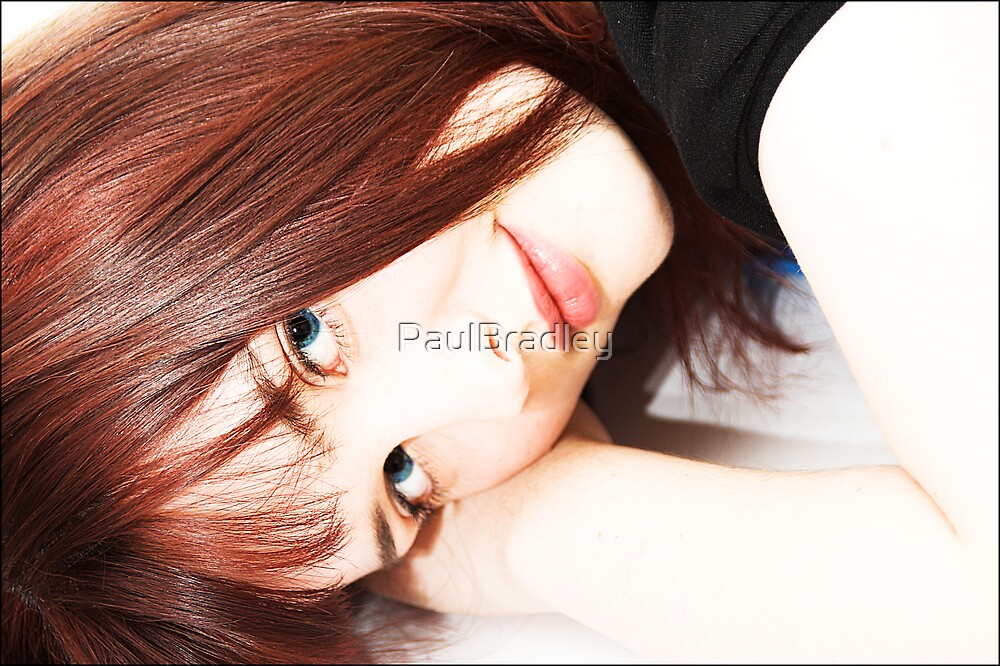 Redhead by PaulBradley