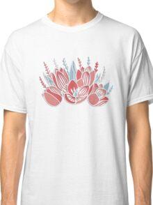 Papercut tulips Classic T-Shirt
