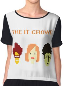 The IT Crowd Chiffon Top