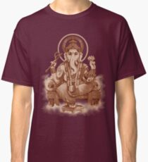 Ganesh the Remover of all obstacles Classic T-Shirt