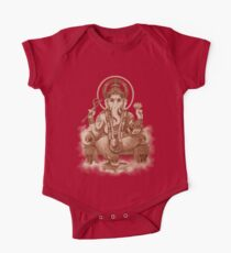 Ganesh the Remover of all obstacles One Piece - Short Sleeve