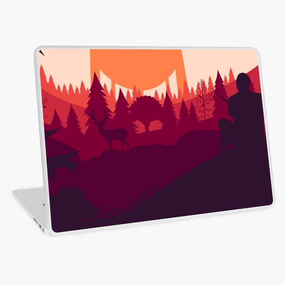 Rost Hintergrund Laptop Folie