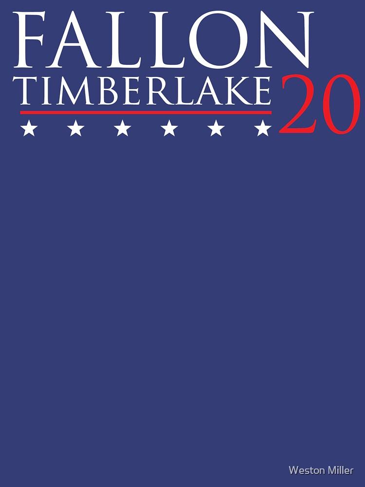 Fallon for President 20 | Unisex T-Shirt