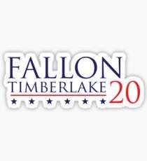 Fallon for President 20 Sticker
