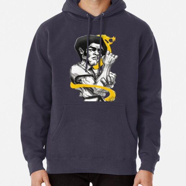 Jim the Dragon Pullover Hoodie