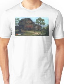 Rust House Unisex T-Shirt
