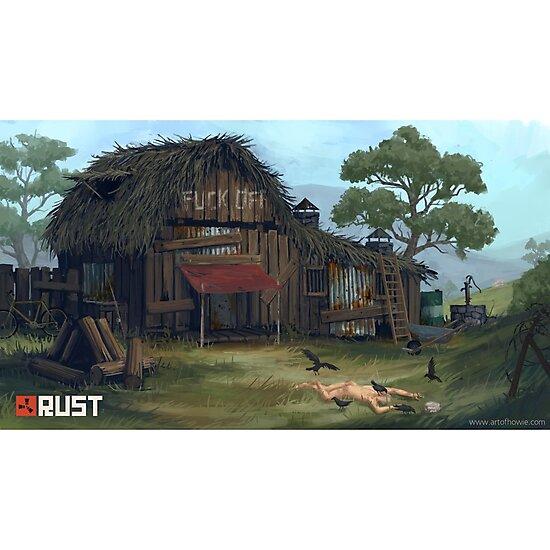 Rust House by ricemann