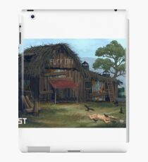 Rust House iPad Case/Skin