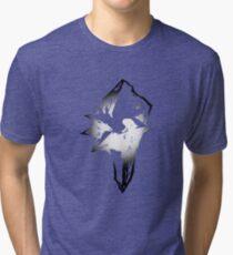 Final Fantasy IX Minimal Tri-blend T-Shirt