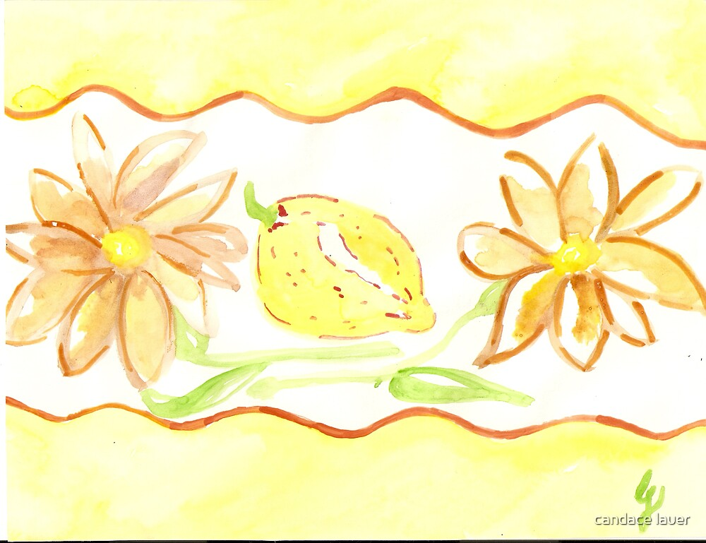 mums and lemons - kitchen rooms  by candace lauer