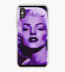 Marilyn Monroe 3D effect iPhone Case
