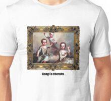 Kong Fu cherubs Unisex T-Shirt