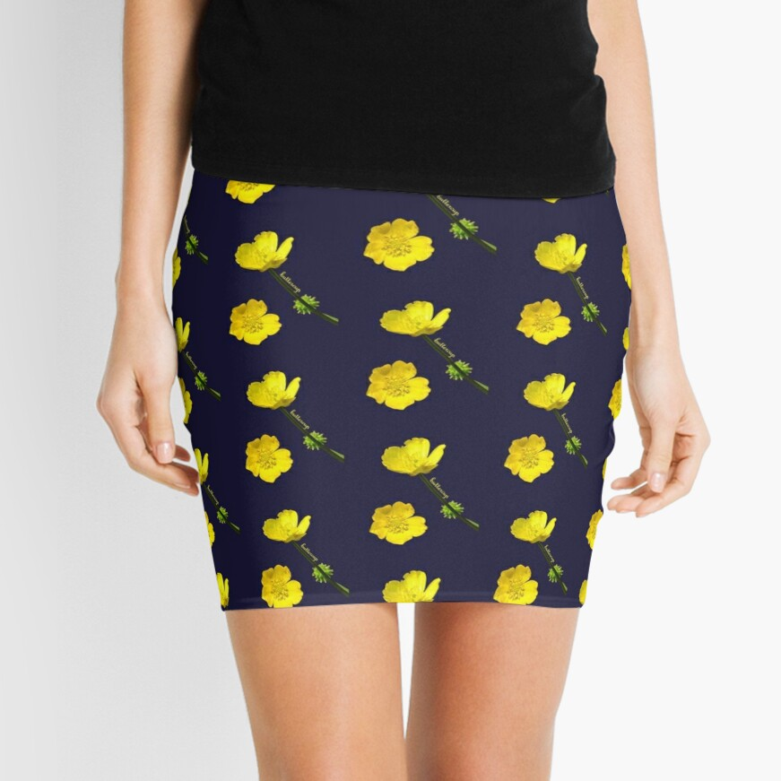 Buttercup Mini Skirt