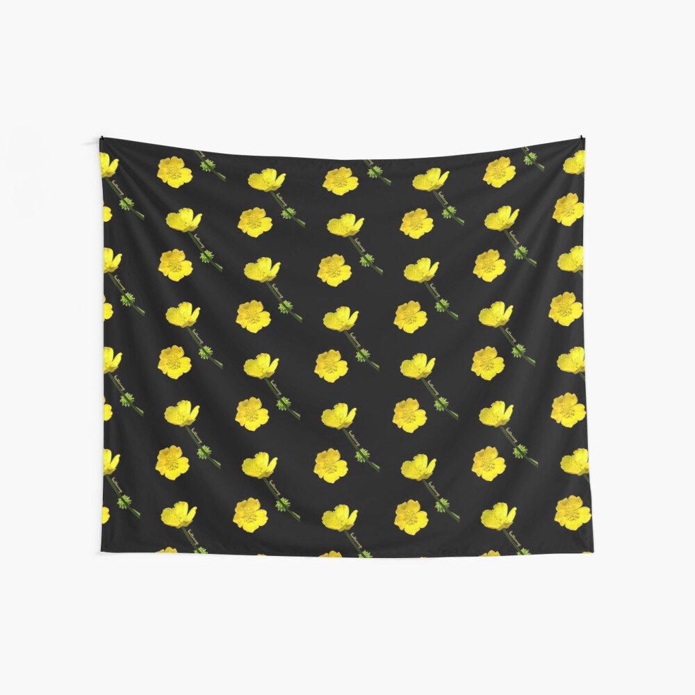 Buttercup Wall Tapestry