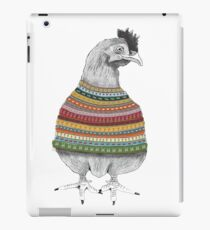 Chicken Knit iPad Case/Skin
