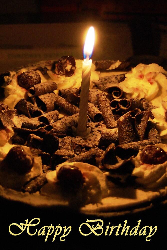 Happy Birthday Card by silverfish