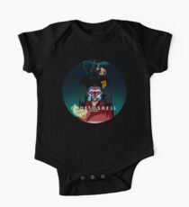 Ghost in the Shell Kids Clothes