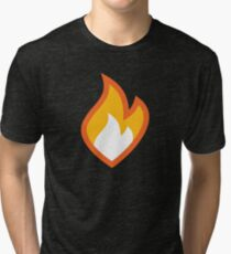 Flammable Tri-blend T-Shirt