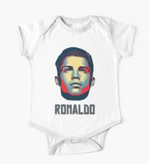 Cristiano Ronaldo One Piece - Short Sleeve