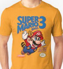 Mario 3 Unisex T-Shirt