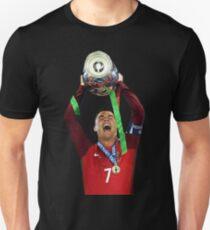 Cristiano Ronaldo Euro 2016 Champ Unisex T-Shirt