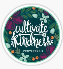 Bible Verse Sticker Sticker