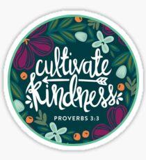 Bible Verse Sticker Sticker