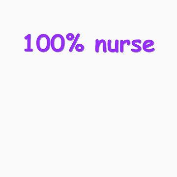 100% nurse by as2ae