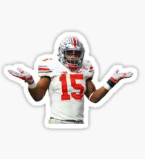 Ezekiel Elliott Ohio State Sticker